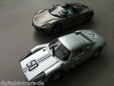 Carrera Digital 132 30663 +30664 2x Porsche Special Models 50 Years Carrera NEW