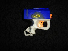 Nerf N-Strike Blue Reflex IX-1 Stealth Blaster Dart Gun - FREE SHIPPING