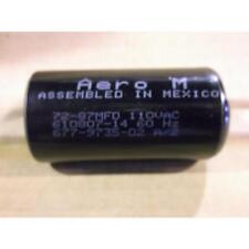 AERO M 610807-14 72-87 MFD X 110 VAC START CAPACITOR 177767