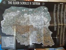 The Elder Scrolls V Skyrim  Prima Official Game Guide QUICK AND FREE SHIPPING !!