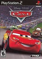 Cars (Sony PlayStation 2, PS2, 2006) Disney Pixar, Disc Only, Tested