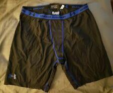 Under Armour Compression Shorts Men's Black 3XL