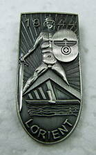 PIN Kriegsmarine LORIENT U-Boot 1944 ( P-173 )