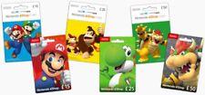 Nintendo e-Shop £70.00 Codes - GBP UK