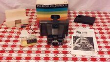 Vintage Polaroid Colorpack II Instant Film Land Camera )()*^@@@4-10/17