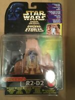 Star Wars Force FX R2-D2 w/ ACTION LIGHTS AND SOUNDS 1996 Kenner Unopened (MIB)