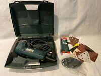 Metabo DSE 170 Delta - Schleifer  Dreieckschleifer inc, Koffer und etwas Zubehör