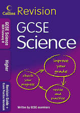 Collins Revision - GCSE Science OCR: Higher: Revision Guide + Exam Practice Work