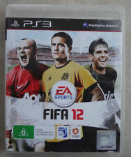 PS3 Game - Fifa 12    [Rated G]