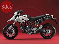 Ducati HyperMotard 1100 / 1100 S (2008) - Manual de taller en CD