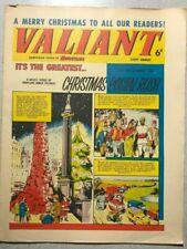 VALIANT weekly British comic book December 26 1964 VG+