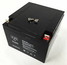 SPS Brand  12V 26AH Replacement Battery for Potter Electric BT-260