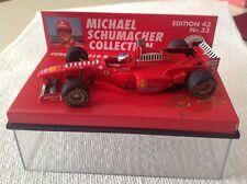 1:43 MSC 33 Michael Schumacher 1997 Ferrari F 310 B
