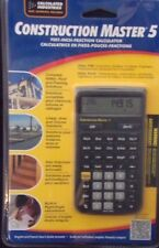 Calculated Industries Construction Master 5 Scientific Calculator PRO Model 4056