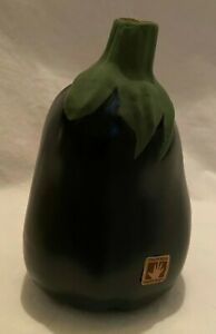 CLEARANCE SALE!!  PATRICIA GARRETT GREAT IMPRESSIONS POTTERY FRUITS & VEGETABLE