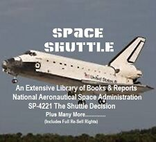CD - The Space Shuttle Collection - 45 eBooks (Resell Rights)
