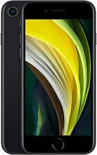 Apple iPhone SE 2nd Gen. - 256GB - Black (T-Mobile) A2275 (CDMA + GSM) MXVE2LL/A