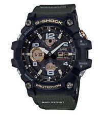 Casio G-Shock * Mudmaster GSG100-1A3 Solar Military Green Resin COD PayPal