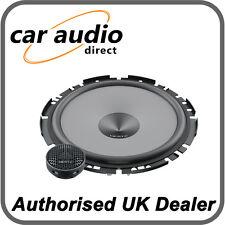 """Hertz Uno K 170 6.7"""" 17cm Car Audio 2 Way 4Ω Component Speakers Door Shelf 280W"""