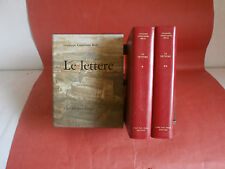 """Belli """"Le lettere"""" - Cino del Duca, 1961 – 2 voll."""
