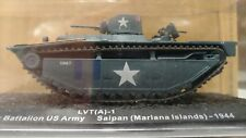 Altaya 1:72 FMC Corporation LVT (A)-1 Alligator 708th Tank Btn Saipan ALT0019