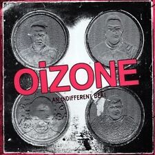 OIZONE - AN INDIFFERENT BEAT CD (2000) DAMAGED GOODS / UK OI-PUNK