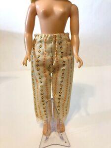 Vintage Little Miss Revlon Sleeping Outfit #9350 Pajamas Pants fit Toni Jan Jill