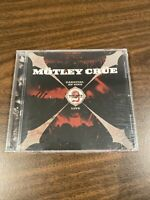 MOTLEY CRUE Carnival Of Sins Live Volume 2 CD NEW SEALED Nikki Sixx Mick Mars