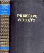 1947 PRIMITIVE SOCIETY TABOO SEX PRIMITIVE MARRIAGE POLYGAMY JACKET ANTHROPOLOGY