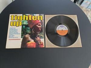 "TIGHTEN UP 1969 UK REGGAE COMPILATION 12"" VINYL RECORD LP"