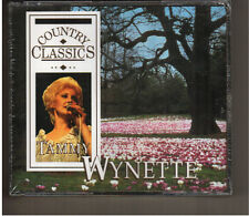Rare OOP Sealed Reader's Digest Tammy Wynette 65 Country Classics 3 CD Box Set