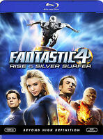 The Fantastic Four: Rise of the Silver Surfer (Blu-ray Disc) - Ioan Gruffudd