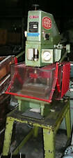 Hare 5BS Hydraulic Marking Press with Set of (7) Numbering Heads and Spare Parts