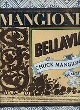 CHUCK MANGIONE bellavia US VG++ LP
