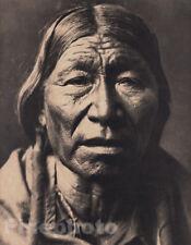 1900/72 Vintage EDWARD CURTIS Native AMERICAN INDIAN Cheyenne Tribe Photo Art