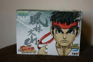 Street Fighter Figurine Figure Ryu Tier 1 Big Boys Toys T.N.C-01 Statue Hadouken