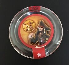 Cursed Pirate Gold Disney Infinity 2.0 Power Disc