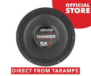 """7Driver 12"""" Thunder 5K7 4 Ohm Speaker 2850W RMS by Taramps Direct From Taramps"""