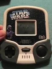 1995 Star Wars handheld Electronic game Micro Games WORKS!