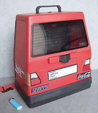 SNAPPY BAGGY COCA COLA AUTO FIAT UNO DESIGN VINTAGE MADE IN ITALY ANNI 80'