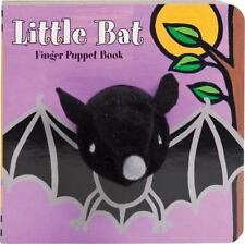 Little Bat Finger Puppet Book [With Finger Puppets] (Mixed Media Product)