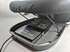 Uplift Power Seat Lift Memory Foam Cushion Seat Lift Model PS 1000 Black (bldg