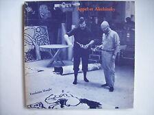 Appel Alechinsky Cobra abstrait peintre peinture gravure graveur Maeght 1982