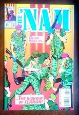 THE 'NAM #83  (MARVEL, 1993)  Near Mint, 9.4 or Better in Grade