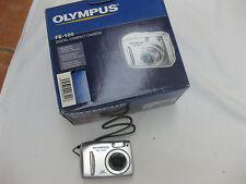Olympus FE FE-100 4.0MP Digital Camera - Silver