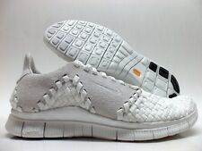 NIKE FREE INNEVA WOVEN II SP TRAINER SUMMIT WHITE SIZE MEN'S 9 [813040-111]
