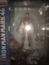 MARVEL Select IRON MAN MARK 46 Civil War Special Collector's Figure