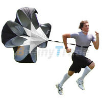 25 lbs Resistance Speed Training Parachute Chute Power Running Chute Unisex