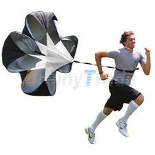 """42"""" inch Speed Training Resistance Parachute Chute Power Running Chute"""