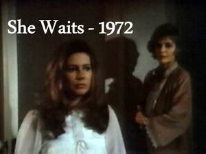 She Waits - 1972 Stars: Patty Duke, David McCallum (UK/Euro disc)